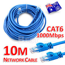 Ethernet LAN Network Cable CAT6e CAT5 RJ45 100M/1000Mbps 10M