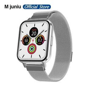 Dtx Smart Watch For Men 1.78 Inch Hd Screen Ip68 Waterproof Heart Rate Monitor F