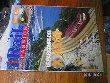 1µ? Revue Rail Passion n°61 EAD X 4500 BENELUX BB 22200 & 26000 Fleche d'Or