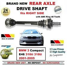 Pour BMW 3 Compact E46 316ti 318ti 2001-2005 Tout Nouveau Essieu Arrière Droit