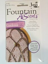 2 packets Acscents Water Treatment tablets for Fountains Gardenia Villa