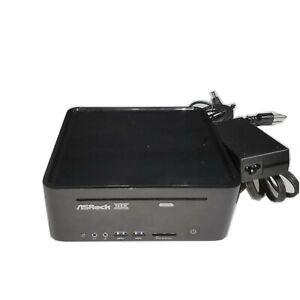 ASRock Vision 3D 137B Mini HTPC Core i3 4GB DDR3 500GB HDD w/ Power Supply