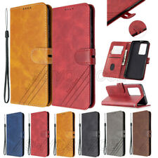 Luxury Leather Protective Sleeve Wallet Case For Huawei P40 P30 Pro Mate 30 20