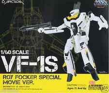 New Arcadia Macross VF-1S Roy Focker Special Movie ver. 1:60