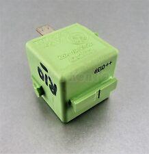 10-BMW (96-15) 5-Pin Multi-uso Blanco-Verde Tyco Relé 61368373700 61360141229