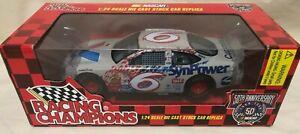 Mark Martin Racing Champions 1:24 Die Cast NASCAR Car - SynPower 09050