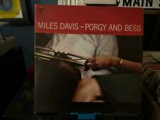 MILES DAVIS PORGY AND BESS COLUMBIA RECORDS PC 8085 STEREO Free Shipping
