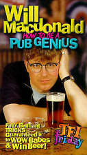 How to be a Pub Genius: Fifty Brilliant Tricks Guaranteed to Wow Babes aand Win