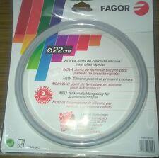 JUNTA ORIGINAL DE FAGOR 22 CM MODELO FAG-009 rubber parts goma para recambio