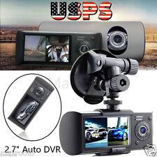 GPS Dashcam Car Camera Blackbox Car Camcorder Video Registrator Dual Camera DVR