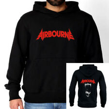 Sudadera hombre AIRBOURNE man hoodie sweatshirt  Hard Rock heavy metal