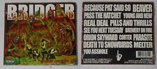 Bridger  - Forces Against Us - sealed U.S. cd