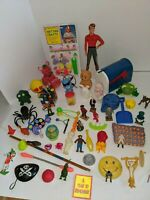 Vintage Rare Toys Junk Drawer Lot Collectible ERTL Roy Rogers Dime Store Toy #2