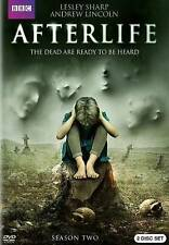 AFTERLIFE SEASON 2 TWO BBC Andrew Lincoln Lesley Sharp BRAND NEW!! SEALED!!