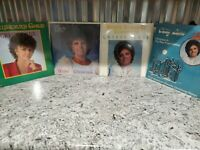 WOW Lot Of 4 Cristy Lane Christmas Albums Records SEALED LS Records