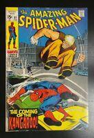 Amazing Spider-Man #81 Marvel Comic 1970 1st Kangaroo Appearance