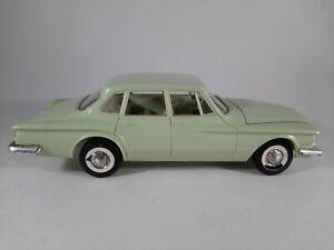 Vtg 1962 Revell Valiant Kit Complete Plastic Car