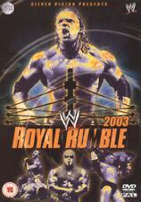 WWE: Royal Rumble 2003 DVD (2003) Brock Lesnar