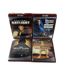 Lot Of 4 Hd Dvds for Hd Dvd Players Daylight The Watcher Lot In Translation