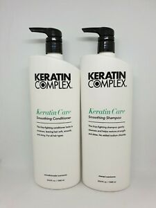 Keratin Complex CARE Shampoo 1L & Conditioner 1L (DUO PACK)