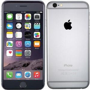 Apple iPhone 6 - 64GB - Grey - Factory Unlocked; AT&T / T-Mobile / Global