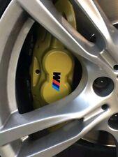 4xM Bremssattel M Power Aufkleber Sticker Bremse BMW 48mm  f11 GT 1er 3er 5er X6