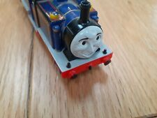 Vintage Thomas the tank engine track master train Mighty Mac an tender Tomy toy