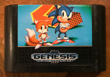 Sonic the Hedgehog 2 Genesis Game (cleaned, polished)