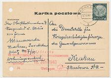 Generalgouvernement Krakau 1940. (395)