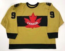 SIDNEY CROSBY TEAM CANADA 2004 Winnipeg Falcons NIKE JERSEY XL PENGUINS