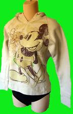 Disney hoodie mickey Mouse VINTAGE disneyland resort fleur de lis s small jacket