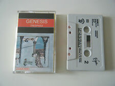 GENESIS TRESPASS CASSETTE TAPE VIRGIN CHARISMA UK 1983