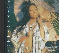Music CD Faith Groove Choose Love Not Fear