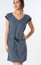 skunkfunk kleid Gr 3 38 Geometrischer Print Sommerkleid Waldorf