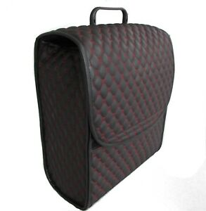 Mercedes - Benz AMG Car HIGH Leather Boot Tidy Organiser -  Fits all Models