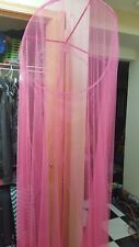 Pink Bed Netting Canopy For Girls
