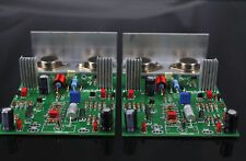 One pair Assembeld NCC200 Power amplifier board base on UK NAIM NAP250 /135 amp