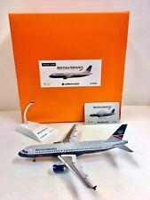 JC Wings 1:200 British Airways Airbus A320 G-BUSI