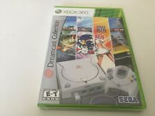 Dreamcast Collection (Microsoft Xbox 360, 2011) XBOX 360 NEW!
