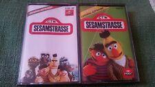 MC-Set: Sesamstrasse Folge 1 & 2 - Weissrücken & Rotrücken - POLY