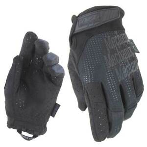Mechanix Specialty Vent Gloves Mens Tactical Police Security Guard Summer Black