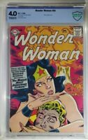 Wonder Woman 95 ~ 4.0 CGC ~ WW84 Movie Sequel Announced!!!!!