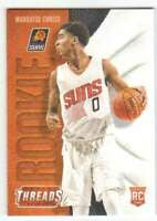 2016-17 Panini Threads Leather Rookies #215 Marquese Chriss Suns
