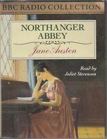 Jane Austen Northanger Abbey 2 Cassette Audio Book Abridged BBC Radio FASTPOST
