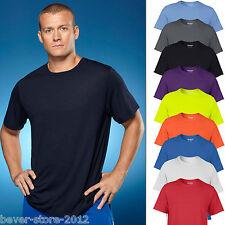 Hommes Shirt Fonctionnel Sport Fitness Régulateur D'Humidité S M L XL XXL 3XL
