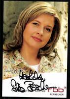 Silke Böschen RBB Autogrammkarte Original Signiert ## BC 24051