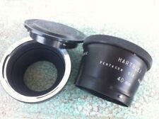 Hartblei Pentacon Six 6 Kiev 60 88CM Lens to Leica R Camera Adapter+Macro Ring
