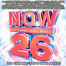 Various Artists : NOW 26 CD