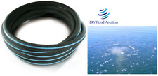 "Heavy Duty 1/4"" Thick Pond & Lake Aeration Tubing Diffuser 20 Feet Colorite"