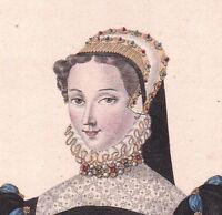 Anne de Pisseleu Duchesse d'Estampes Favortie  François Ier